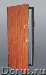 Металлические двери - Материалы для строительства - ООО «Самум39» изготавливает стальные входные две..., фото 1