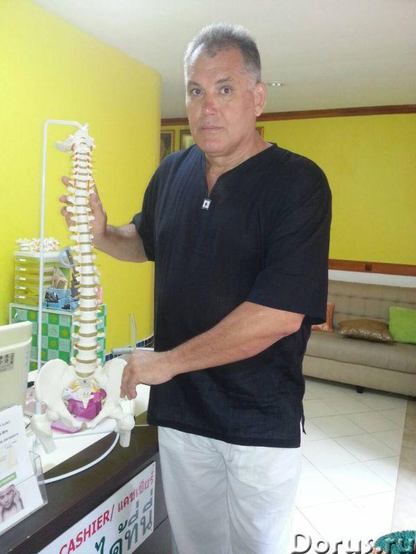 Массаж, реабилитация после инсульта, переломов, травм. Выезд специалиста на дом - Массаж - Специалис..., фото 1
